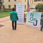 NO on Measure J Rally and Press Conference • 9-12-16